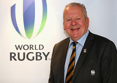 BILL BEAUMONT CBE