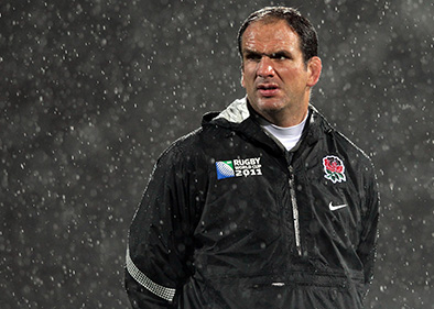 Martin Johnson CBE
