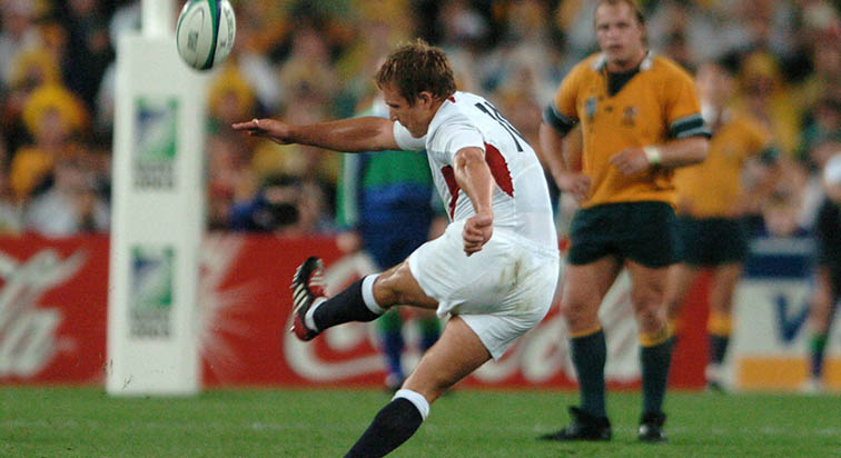 Jonny Wilkinson 2003 Rugby World Cup