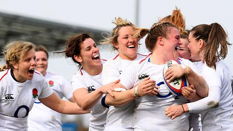 England Womens Rugby Team
